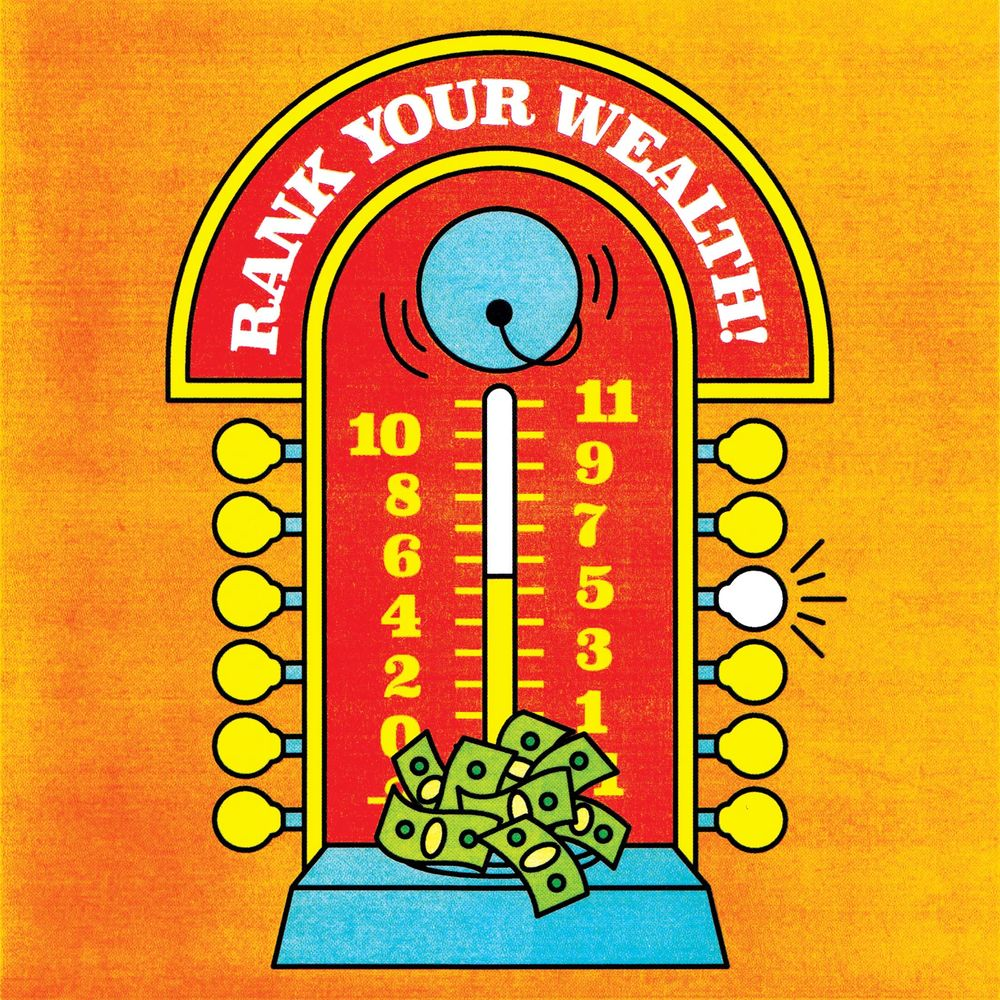 Everyone Has a Wealth Number. What's Yours?